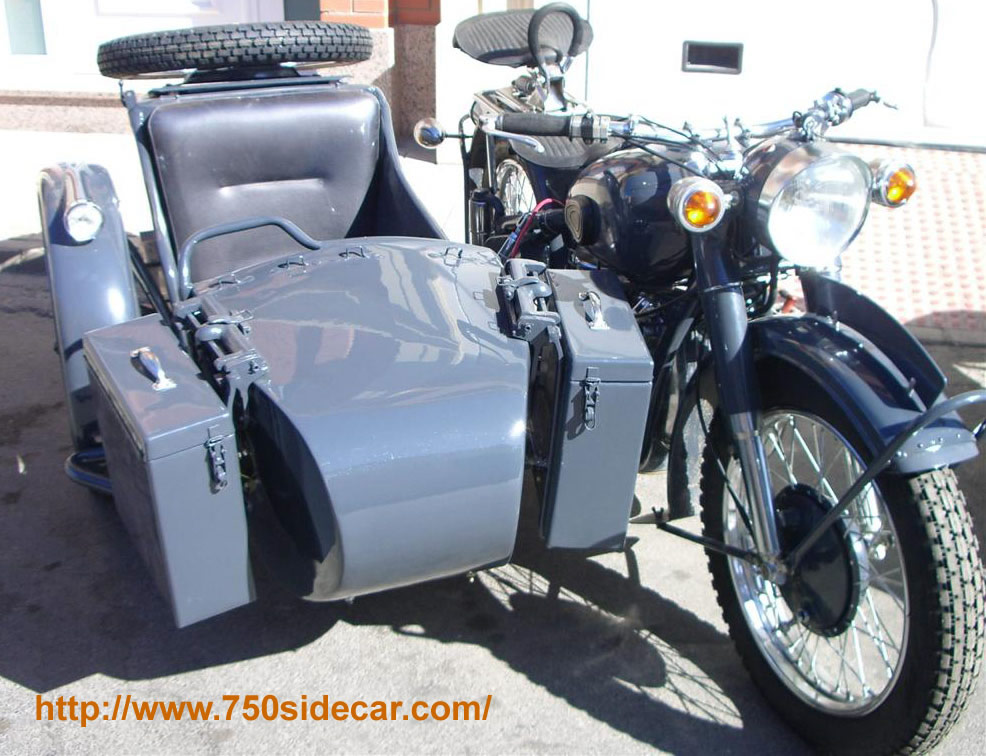 WELCOME TO THE GREAT CHINESE 750 SIDECAR MOTORCYCLE WEBSITE